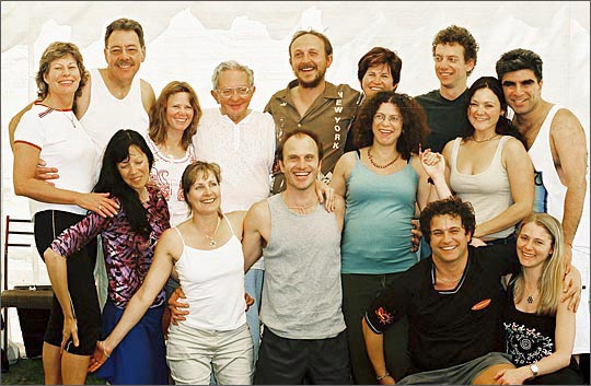 Biodanza Facilitators