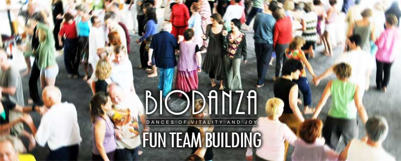 Fun Team Building with Biodanza